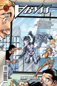 Abyss: Family Issues #1 VF/NM; Red 5 | save on shipping - details inside