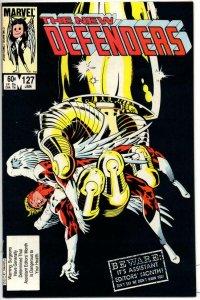 DEFENDERS #127, NM-, Valkyrie Angel Beast 1972 1984 Marvel