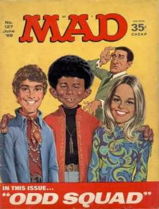 Mad (1952 series) #127, Fine+ (Stock photo)