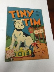 Four Color 42 Tiny Tim 3.5 Very Good - Vg-