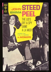 The Avengers [John Steed Emma Peel] #1 VF- 7.5