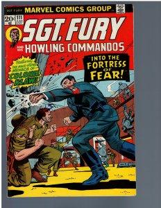 Sgt. Fury #111 (Marvel, 1973)