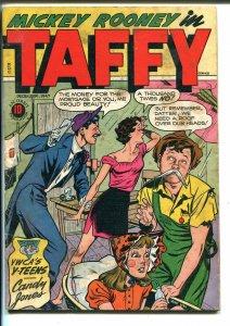 Taffy #11 1947-Orbit-Mickey Rooney-fantasy story-G/VG