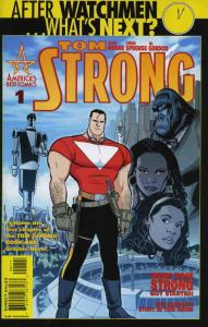 Tom Strong #1 (2nd) VF/NM; America's Best | save on shipping - details inside