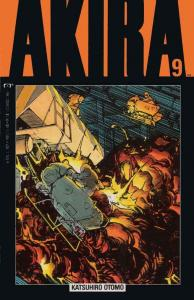 Akira #9 FN; Epic | save on shipping - details inside