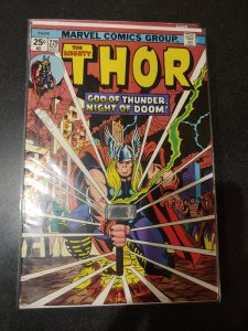 THE MIGHTY THOR #229 AD FOR 1ST APP WOLVERINE MARVEL COMICS 1974