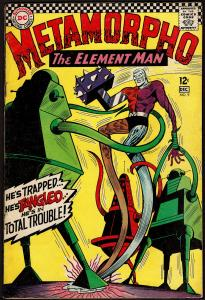 Metamorpho #9 (Dec 1966, DC) 4.5 VG+