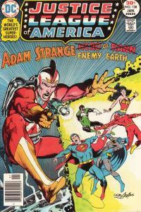 Justice League of America (1960 series) #138, Fine+ (Stock photo)