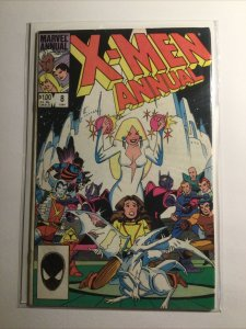 X-Men Annual 8 Very fine- vf- 7.5 Marvel
