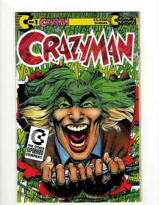 12 Comics Crazyman 1 Dragon 1 Dead World 6 Deathblow 1 Dark Shadows 1 +MORE J412