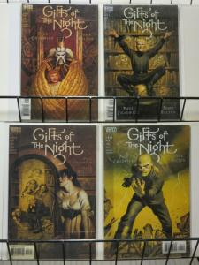 GIFTS OF THE NIGHT (1999 VERTIGO) 1-4 Chadwick, Bolton