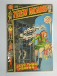 Teen Titans #33 4.0 VG cover detached at one staple (1971 1st Series)