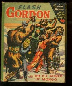 FLASH GORDON ICE WORLD OF MONGO #1443-FLIP THE PAGES FN/VF