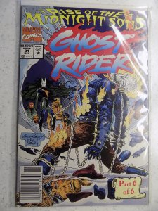 GHOST RIDER VOL TWO # 31
