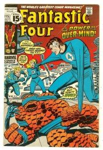 Fantastic Four 115   Origin Overmind
