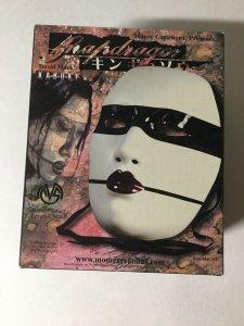 David Mack's Kabuki Snapdragon Mask New In Box Moore Creations