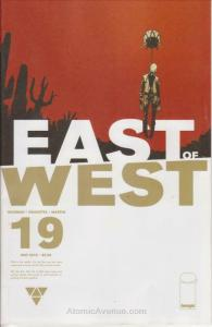 East of West #19 VF/NM; Image | save on shipping - details inside