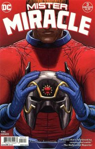 Mister Miracle (4th Series) #3 (2nd) VF/NM; DC | save on shipping - details insi