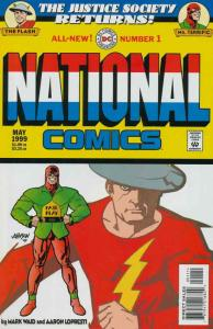 National Comics (2nd Series) #1 VF/NM; DC | save on shipping - details inside