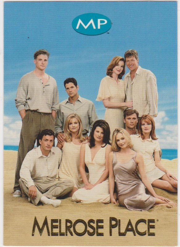 1996 Sports Time Melrose Place Promos #P Cast