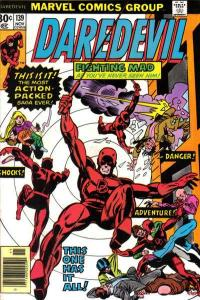 Daredevil (1964 series) #139, VF- (Stock photo)
