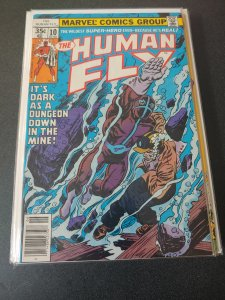 The Human Fly #10 (1978)