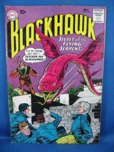 Blackhawk #148 (May 1960, DC) VG F