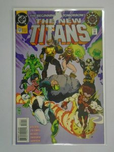 New Teen Titans #0 8.0 VF (1994 2nd Series)