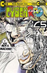 CyberRad (1st Series) #5 VF/NM; Continuity | save on shipping - details inside