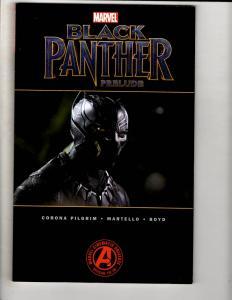 Black Panther Prelude Marvel Comics TPB Graphc Novel Comic Book Movie J308