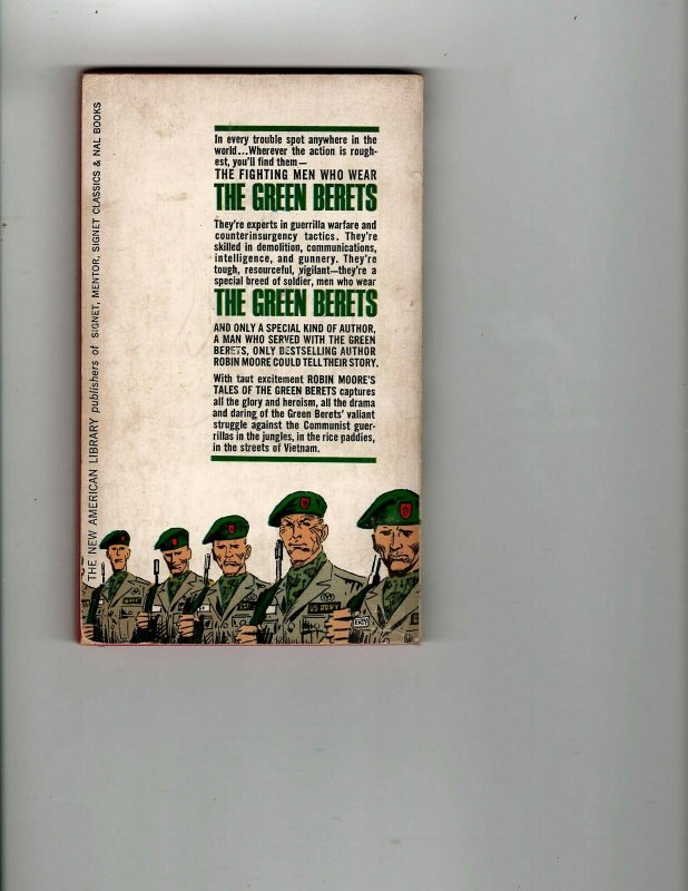 3 Books Politically Mad Tales of the Green Berets Body and Passion Romance JK12