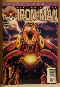 Iron Man #48 (2002)