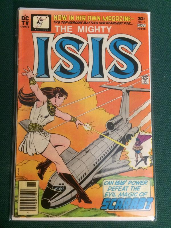 The Mighty Isis #1