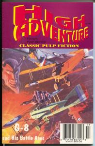 High Adventure #28 1996-G-8 and His Battle Aces pulp reprints-VF/NM