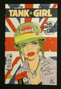 Tank Girl: Two Girls One Tank #1 Variant Covers B, C, & D Lot of 3