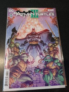 Batman/Teenage Mutant Ninja Turtles III #6 (2019)