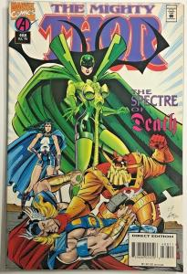 THOR#488 FN/VF 1995 'VS HELA' MARVEL COMICS