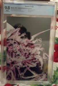 Venom #150 Virgin Cover D Edition Unknown Comics Con Exclusive! 9.8 CBCS