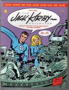 Jack Kirby Collector #28 2000-Kirby art and info-Thor-Hulk-VF
