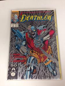 Deathlok 1-6,8-10,16,19-25,27-29,31-34 Lot Run Set Near Mint