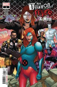 Typhoid Fever X-Men #1 (Marvel, 2018) NM