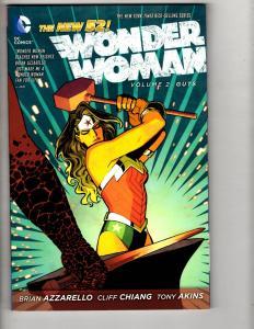 Wonder Woman Vol. # 2 Guts DC Comics Graphic Novel Comic Book TPB Batman J303