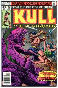 KULL the CONQUERER #1 2 3 4 5 6 7 8 9 10-29, VF+, 1971, Robert E Howard, 29 iss