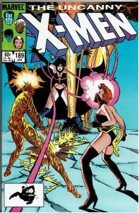X-Men #189, 9.0 or better