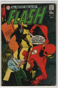 Bronze Age Flash Comics #197 4.0 Very Good Condition 1970