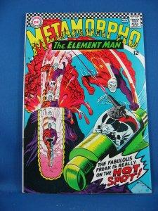 METAMORPHO THE ELEMENT MAN 7 VF- 1966