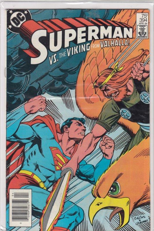 Superman #394 (1984)