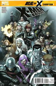 X-Men: Legacy #245 VF/NM; Marvel | save on shipping - details inside