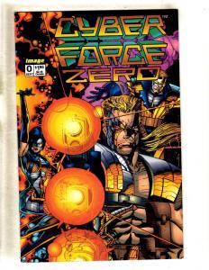 Lot Of 9 Image Comic Books Cyber Force 0 1 1 3 4 Maxx 1 2 3 Shaman's Tear 1 DJ2