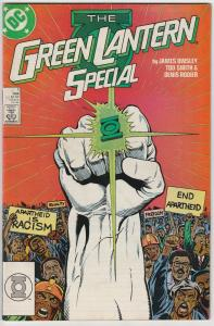 2 The Green Lantern Special DC Comic Books # 1 2 Owsley Smith Rodier Bright LH19